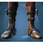 Ribbed Footgear [Tech] (Pub)