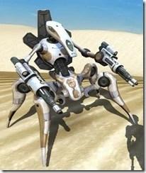 Annihilator T4-1D Front