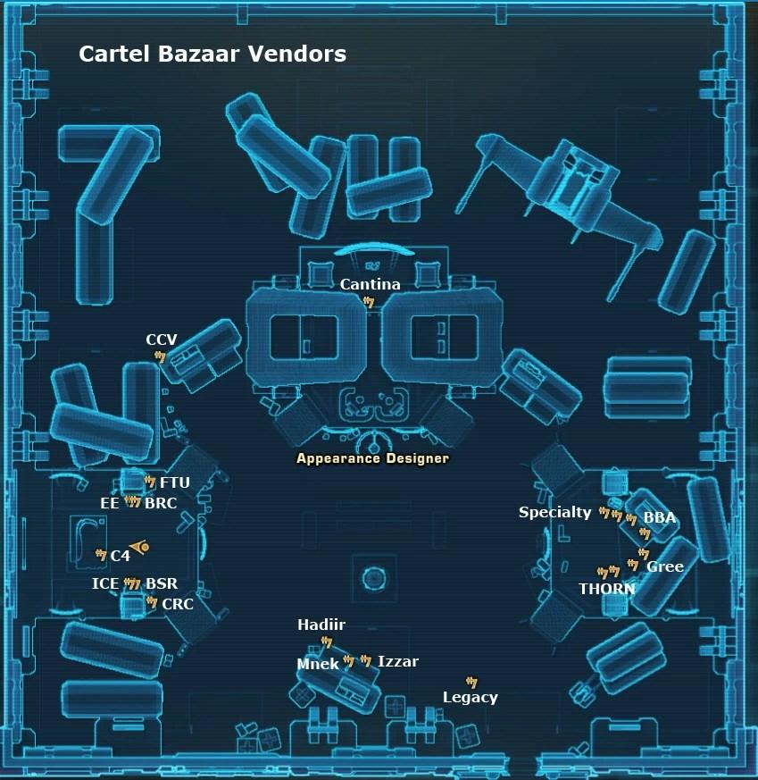 Cartel Bazaar