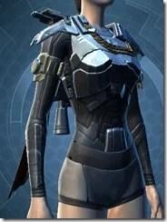 Commander Vizla Breastplate