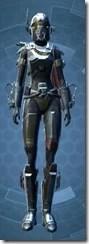 Commander Vizla - Female Front