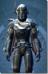 Commander Vizla - Male Close