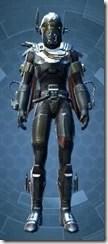 Commander Vizla - Male Front
