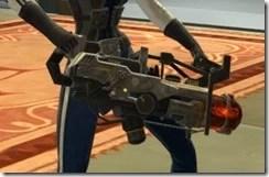 Damaged Assault Cannon