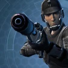 Defiant Technographer's Sniper Rifle Front