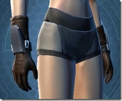 Duststorm Survivor Gloves