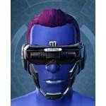 Fiber Mesh Headcover [Tech] (Imp)