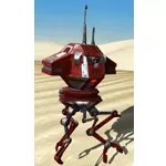 Probe Droid Revanite Customization