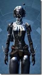 Wasteland Raider - Female Close
