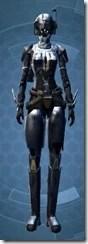 Wasteland Raider - Female Front