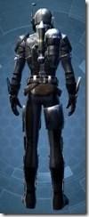Wasteland Raider - Male Back