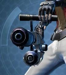 Definat Technographer's Assault Cannon Front