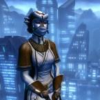 Phaedrea's Nadia Grell - The Harbinger