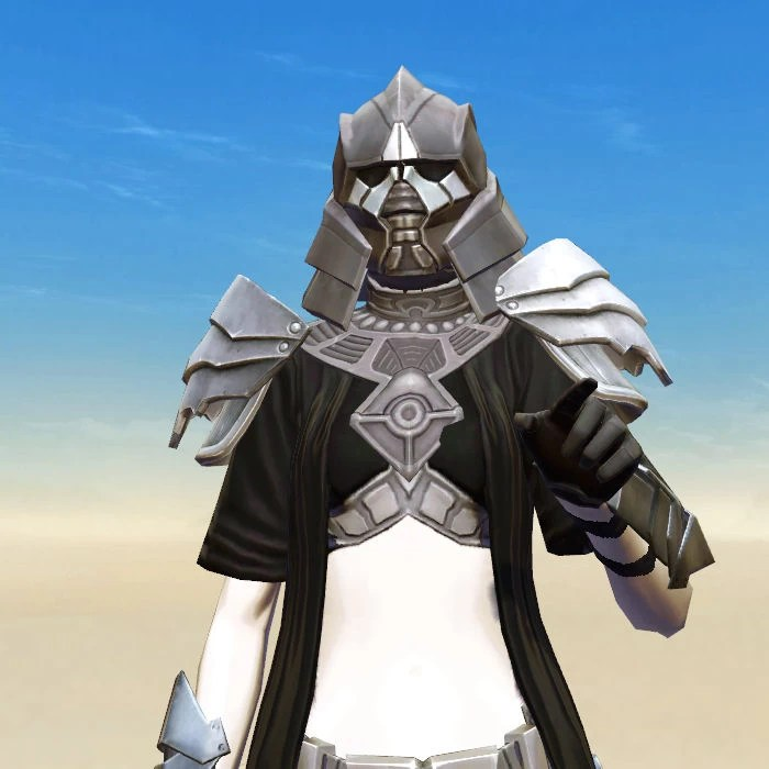 Darth Noctra's Tatooine Outfit – The Harbinger