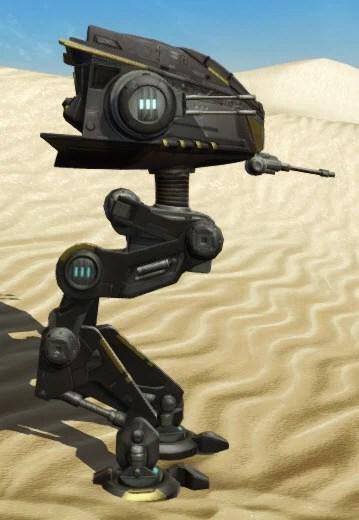 Eternal Empire Command Walker Side