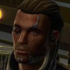 Jurec Serros, Imperial Infiltrator - The Ebon Hawk