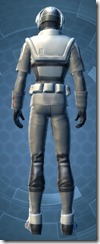 Unshakable Trooper - Male Back