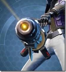 Eternal Champion's Autocannon Front