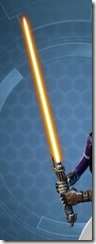 Eternal Champion's Lightsaber Full