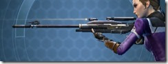 Eternal Champion's Sniper Rifle Left