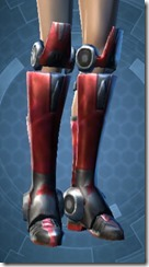 Eternal Conqueror Boltblaster Boots