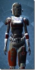 Eternal Conqueror Boltblaster - Female Close
