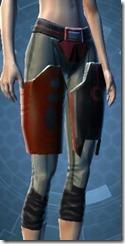 Eternal Conqueror Boltblaster Legplates
