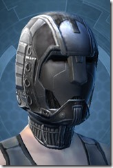 Eternal Conqueror Bulwark Headgear