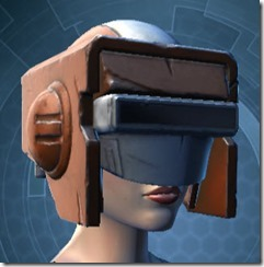 Artifact Seeker Headgear