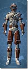 Artifact Seeker - Male Front