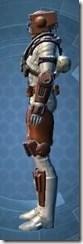Artifact Seeker - Male Left