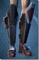 Crimson Raider Boots