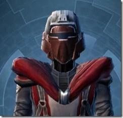 Crimson Raider Hides Hood