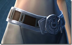 Dark Advisor Belt