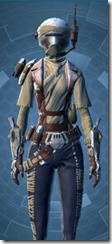 Desert Scavenger - Female Close