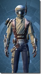 Desert Scavenger - Male Close