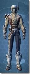 Desert Scavenger - Male Front