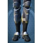 Durasteel Kneeboots [Force] (Pub)