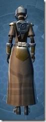 Gifted Wanderer - Female Back