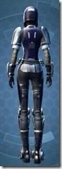 Midnight Racer - Female Back