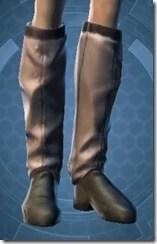 Sanguine Commando Boots