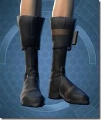 Secret Agent Boots