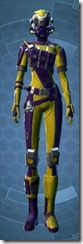 Security Soldier Dyed Front