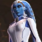Imma Shepperts' Vette - Jedi Covenant
