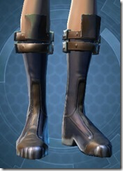 Crystalline Force-Lord's MK-3 Boots