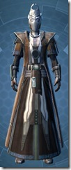 Crystalline Force-Lord's MK-3 - Male Front