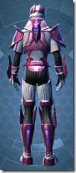 Dread Enforcer Dyed Back
