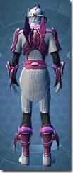 Dread Mystic Dyed Back