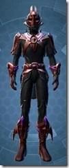 Dread Mystic - Male Front