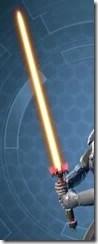Dread Mystic's Lightsaber Full